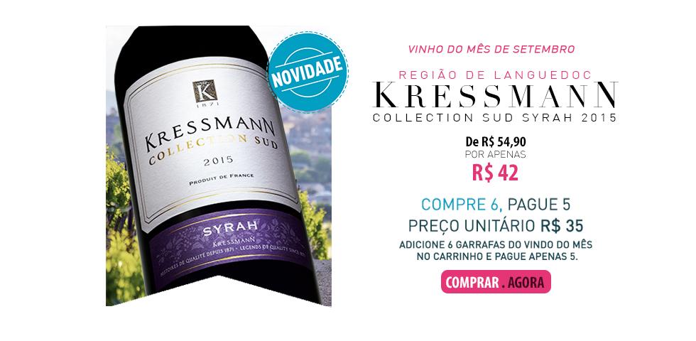 Banner - Vinho do Mês
