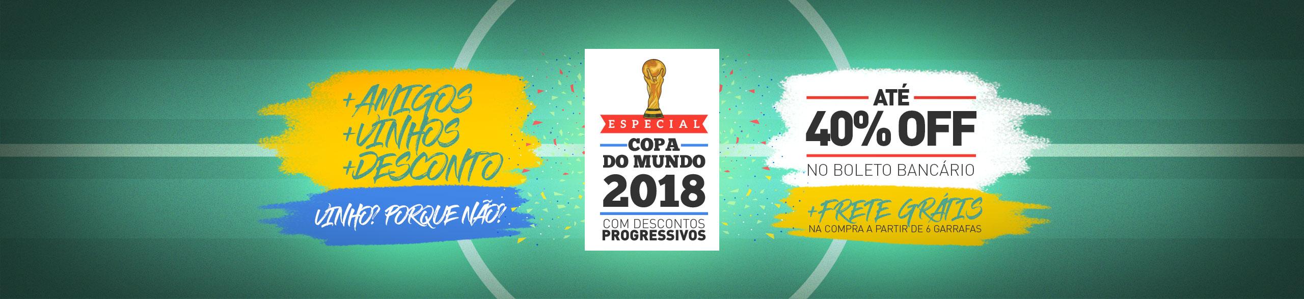 Oferta Copa do Mundo