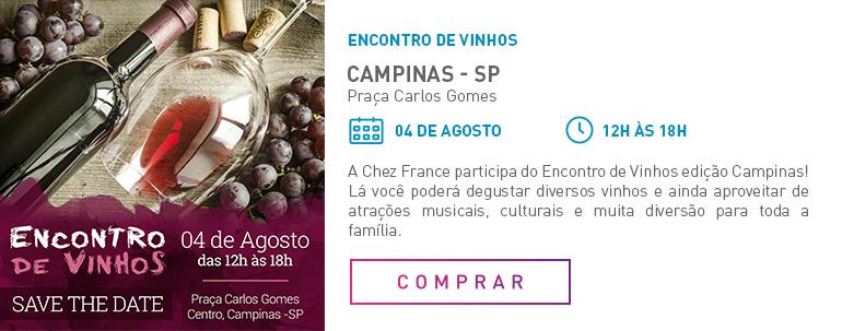 Encontro de Vinhos Campinas