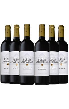 vinho-tinto-bordeaux-grand-cru-fleur-de-pedesclaux-6-garrafas