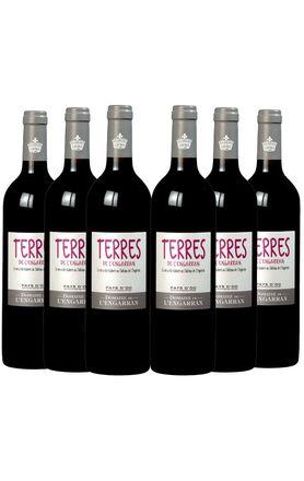 vinho-tinto-frances-terres-engarran-sem-safra-caixa-06-garrafas