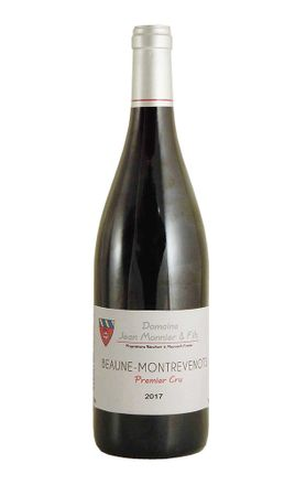 vinho-tinto-bourgogne-beaune-1er-cru-montrevenots-2017-domaine-jean-monnier