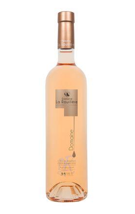 vinho-rose-frances-provence-domaine-rouillere-cuvee