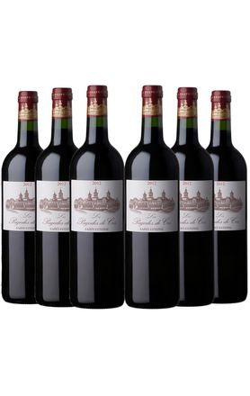 vinho-tinto-frances-les-pagodes-saint-estephe-bordeaux-6-garrafas