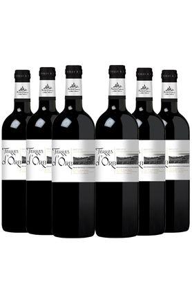 vinho-tinto-frances-terres-d-orb-languedoc-6-garrafas