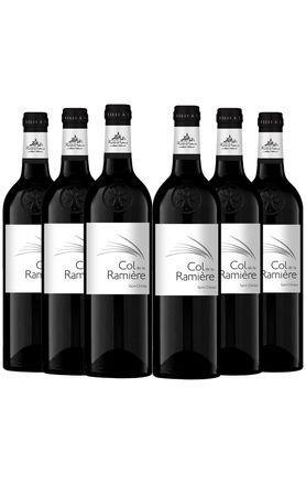 vinho-tinto-frances-col-de-la-ramiere-saint-chinian-languedoc-6-garrafas