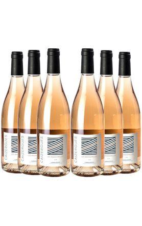 vinho-frances-rose-les-magnarelles-languedoc-6-garrafas