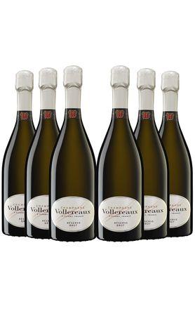 champagne-vollereaux-brut-6-garrafas